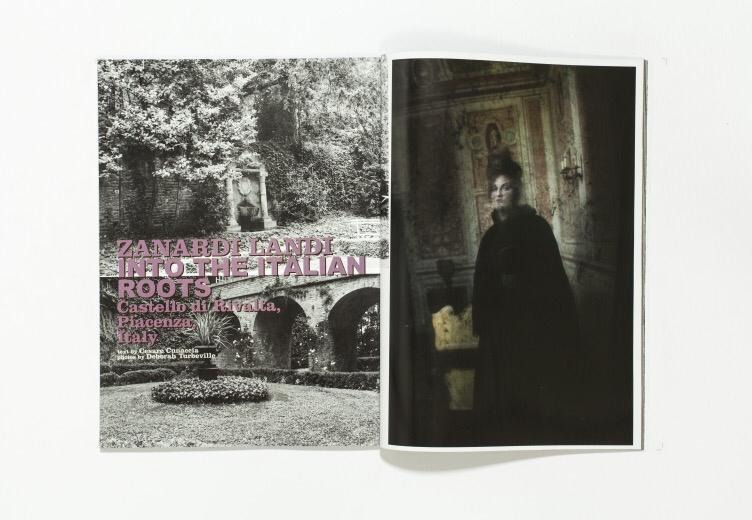 «ZANARDI LANDI INTO THE ITALIAN ROOTS» by Deborah Tuberville, Vogue Casa, Ottobre 2010